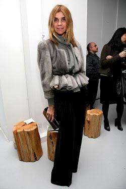 Carine Roitfeld se despide de Vogue París