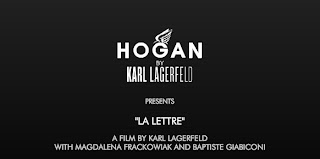 Karl Lagerfeld diseña una Colección Capsula para Hogan