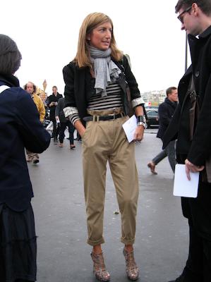 El estilo de Sarah Rutson