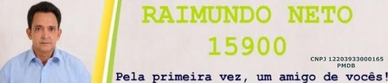RAIMUNDO NETO  15 900