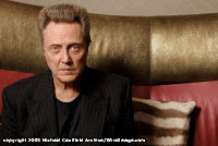 Christopher Walken: image copyright 2005 WireImage.com
