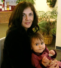 Maya & Mom Christmas '09