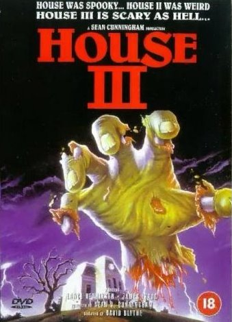 Posters / Carátulas de sorprendente parecido House+III-The+Horror+Show