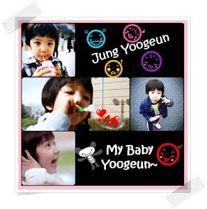♥  MY BABY JUNG YOOGEUN ♥