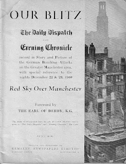 Blitz, Air raid, Second World War, World War Two, World War 2, WWII, History, Home Front, Manchester