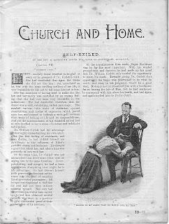 Newton Heath, Church and home, Parish magazine, 1900