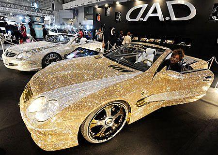Diamond+Mercedes-Benz+SL600+mit+300.000+