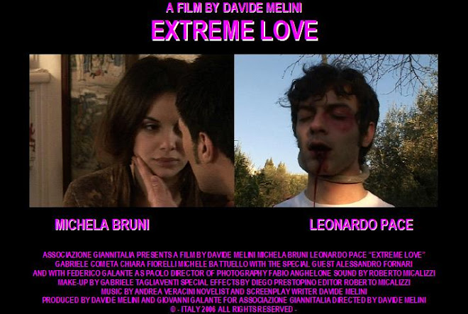 Extreme Love - Poster 2