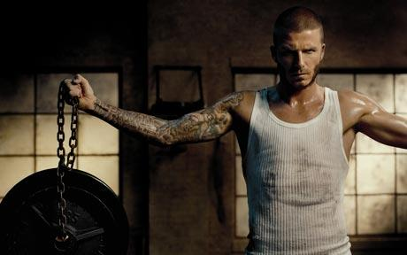 David Beckham Tattoo Quotes