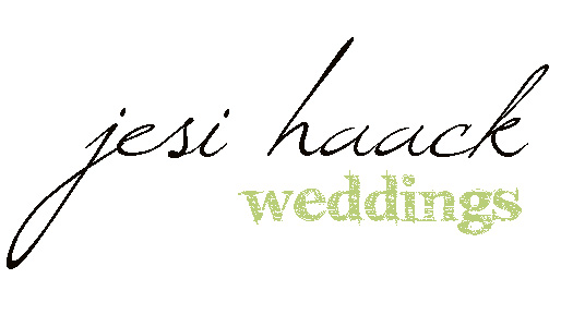 jesi haack weddings