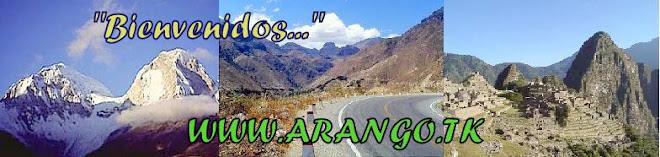 Departamento de Ayacucho - peru - Arango Jara