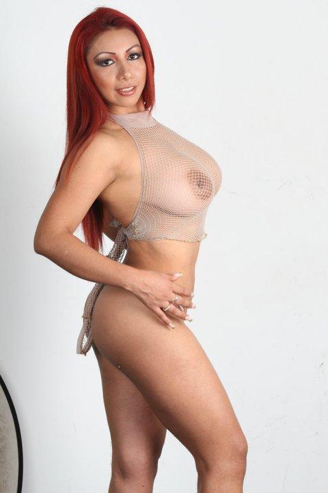 Vedette Daysi Araujo