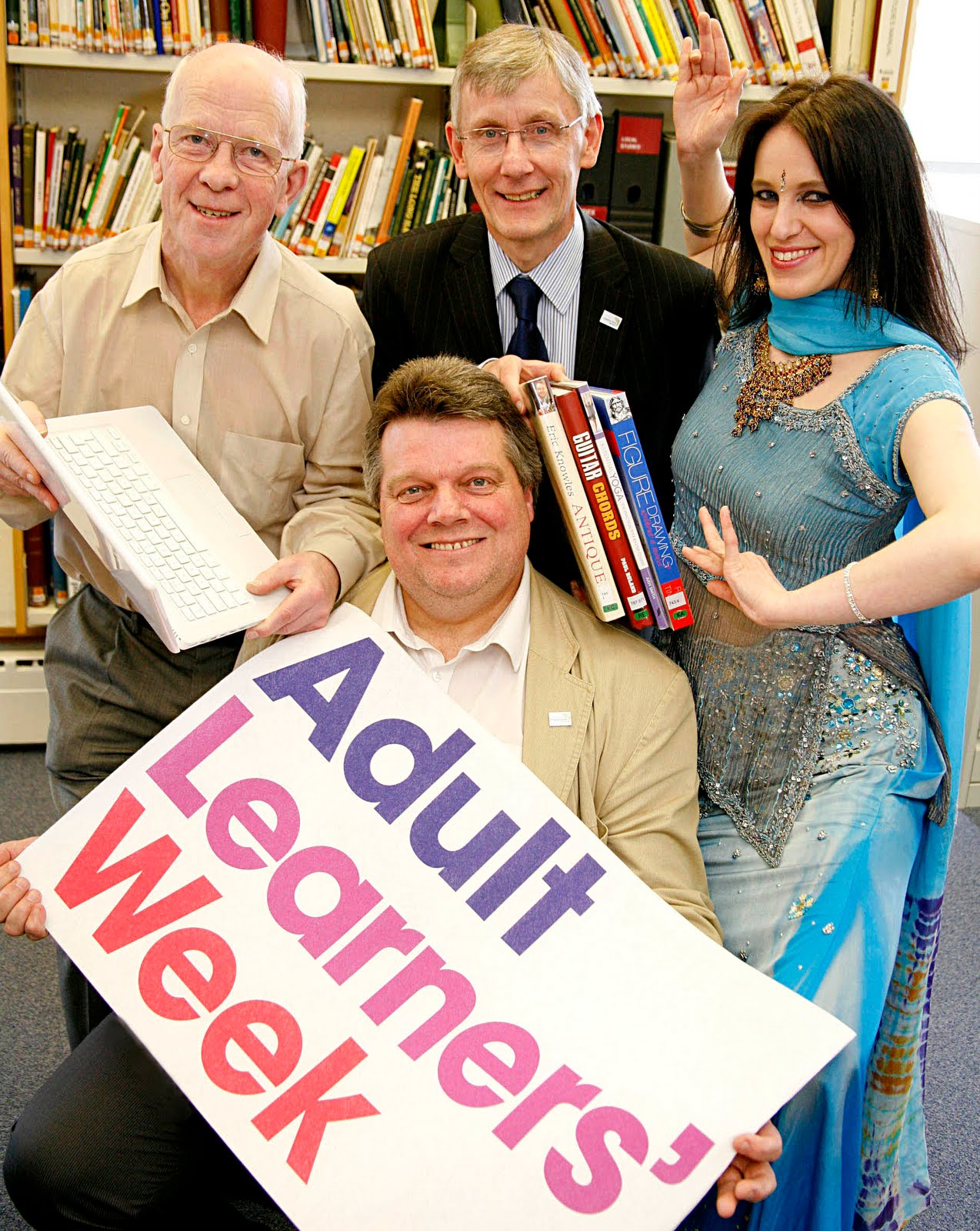 launch of Adult Learners'