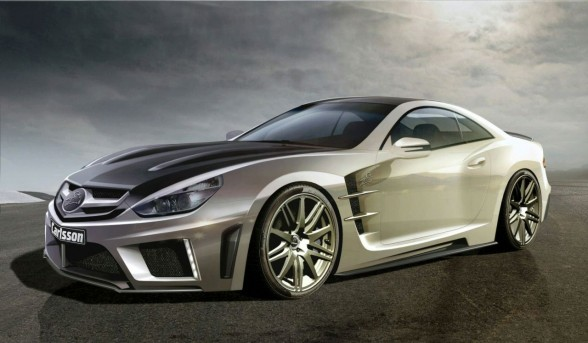 2010 CARLSSON C25 Super-GT CAR CONCEPT