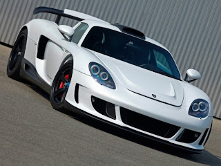 Gemballa Mirage GT Carbon Edition 2009