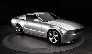 2009 Iacocca Special Edition Ford Mustang