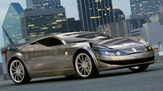 2009 Renault New Alpine Modification