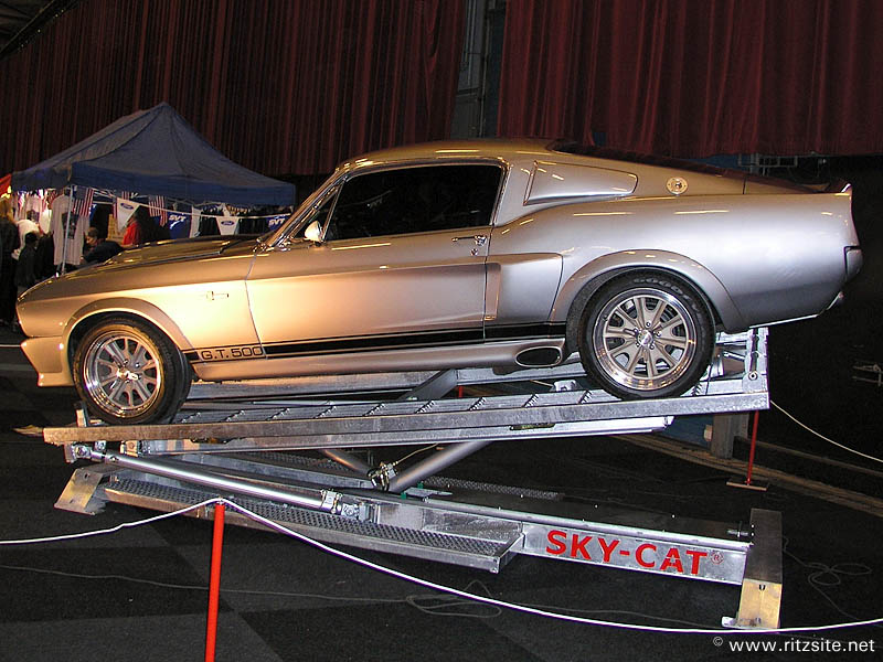 ford mustang 1967 gt. Ford Mustang GT 500 Shelby