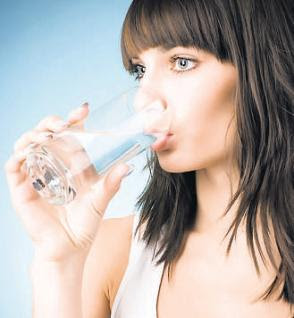 Water before your College Glamour Photography Session