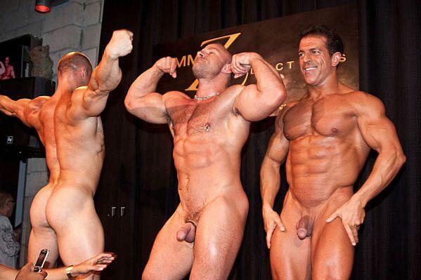 Hombres Strippers Gay Bailando