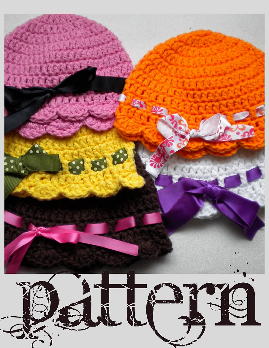 Video: How to Crochet Flapper Hats | eHow.com