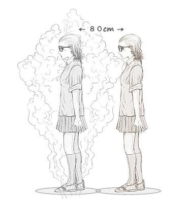 喫煙者のニオイ(イメージ)