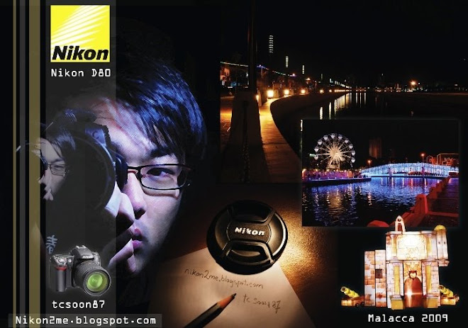 Portion of Nikon DSLR