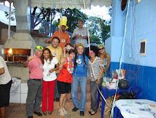 Churrascão Palhares-Mensalmente um encontro para troca de idéias, convivências e descontração