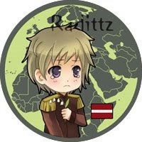 Anime Hetalia Latvia