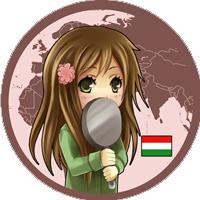 Anime Hetalia Hungary