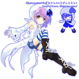 Amu and Miki Shugo CHara