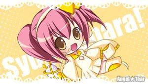 Dia Shugo Chara Anime PSP wallpaper
