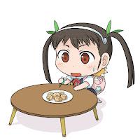 Mayoi Hachikuji Chibi