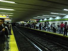 La inmensidad del metro.