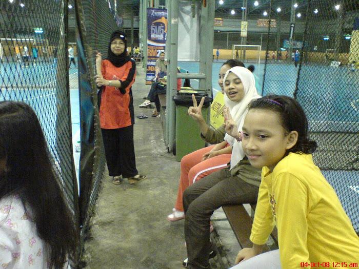 Futsal Raya (Penyokong Setia)