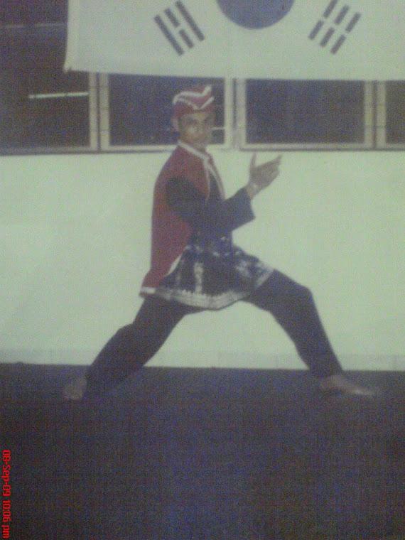 Ali.. Pesilat Kebangsaan Pulau Pinang