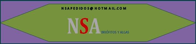 NSA Venta-Compra-Intercambio (Briófitos y Algas para el arte de la acuariofilia)