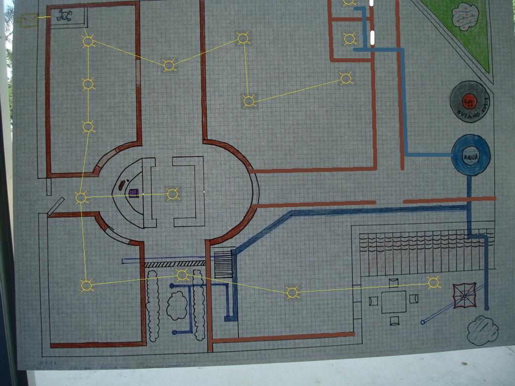 Picture book plano instalacion hidraulica electrica for Planos de instalacion hidraulica de una alberca