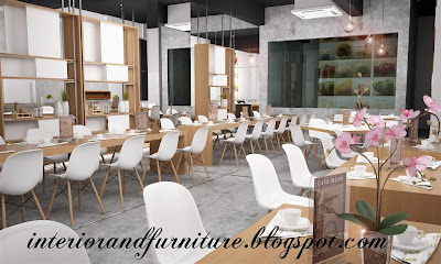 Site Blogspot  Design Furniture Online on Interior Design   Furniture  Kissaten Cafe   Restaurant