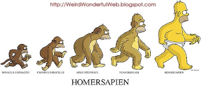 Homersapien Evolution