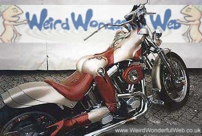 Sexy Lady Motorbike1