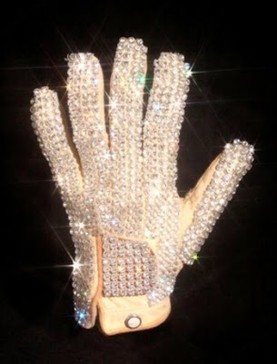 IMAGE:Michael Jacksons glove