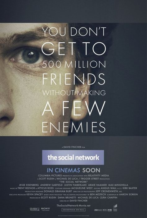 "movie summary social network The movie ""the social network"", released in the united states by columbia pictures on october 2010 is the best film of 2010 and deserves to be awarded the oscar for best picture category it is a socially relevant movie that is both informative and philosophical."