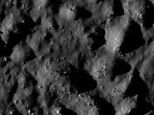Solul craterului tycho