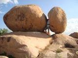 Pedra dos Apertados Gameleira (Bodó)