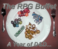 RPG Buffet: A Year of D&D