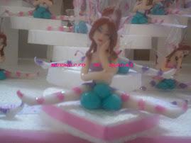 Hada Bucanera detalles de cumpleaños