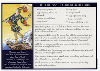Fool Epicurean Tarot