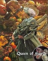 Queen Of Earth Full Moon Tarot Lunaea Weatherstone