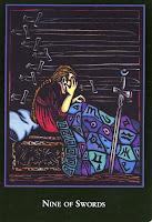 9 of Swords  World Spirit Tarot